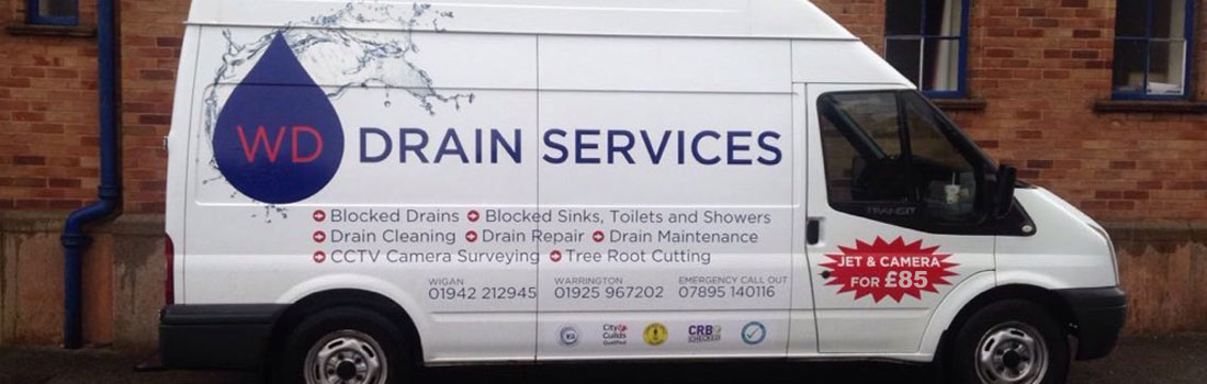 Warrington Drain Services